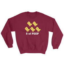 Load image into Gallery viewer, 5 of PEEP Premium Respiratory Sweatshirt