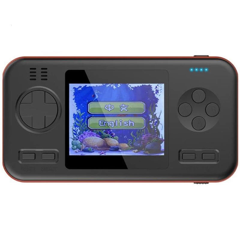 The RETRO POWER2 Handheld Console/Power Bank