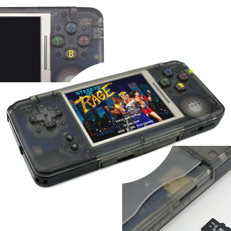 The RETRO BOX 16GB Handheld Console