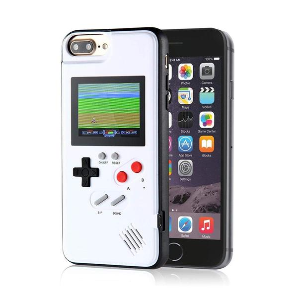 hot sale online ec595 9659b The RETRO COLOR 8-bit iPhone Case