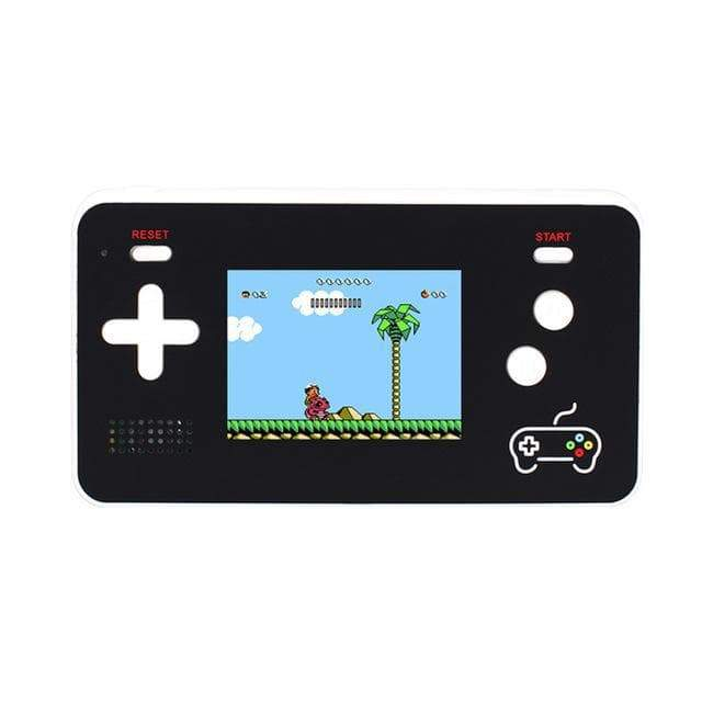 The RETRO POWER Handheld Console/Power Bank