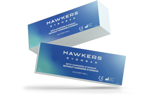 HAWKERS CONTACT LENSES PACK 30