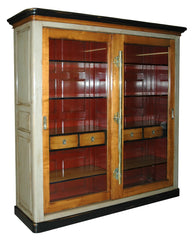 French Heritage - Naturalist Cabinet
