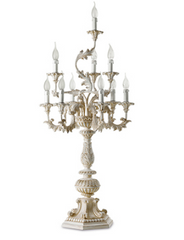 Roberto Giovannini 10 Light Candelabra