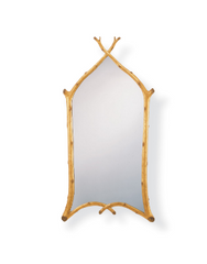 Carvers Guild Gothic Twig Mirror