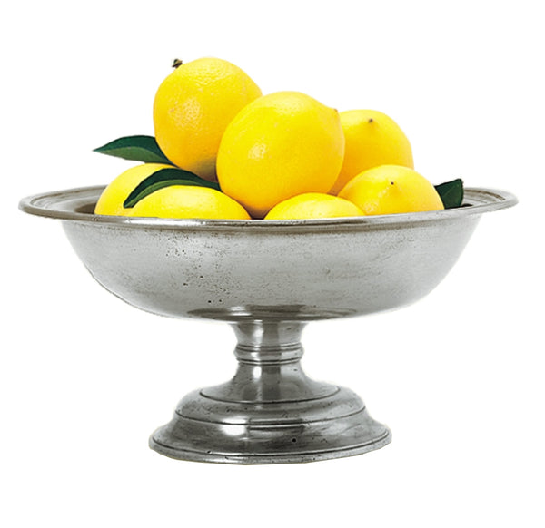 Match Pewter Fruit Compote