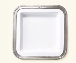 Match Convivio Luisa Square Serving Dish