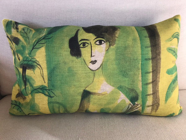 "Maison Levy Pillow ""Lucia"""