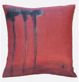 "Maison Levy Pillow ""Palmiers Noirs"""
