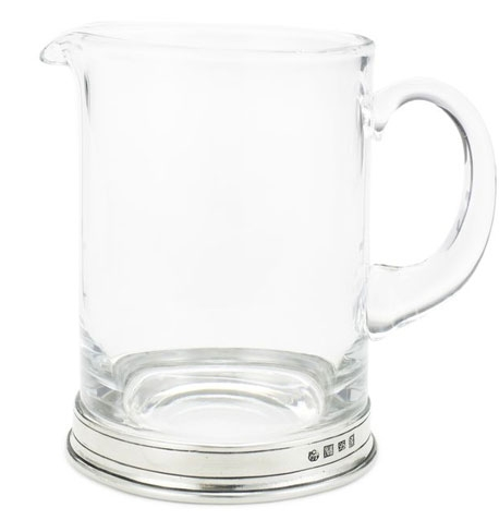 Match Branch Crystal Bar Pitcher