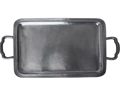 Match Lago Rectangle Tray w/Handles