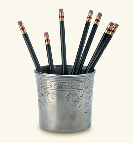 Match Engraved Pencil Cup