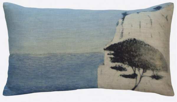 "Maison Levy pillow ""Roca Blanca"""