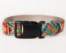 Load image into Gallery viewer, Cute dog collar, Aztec Tribal print