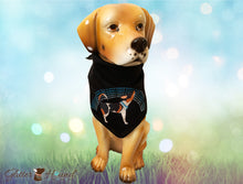 "Load image into Gallery viewer, ""Puppy Pride"" Dog Bandana for People and Pets"
