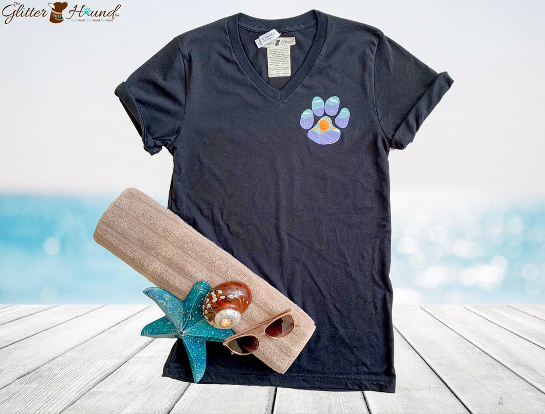 """Sunny Day"" Cool Mens or Womens Tshirt"