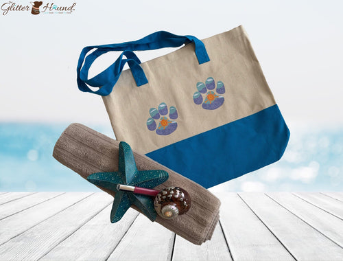 Tote bags for women, SunnyDay Paws