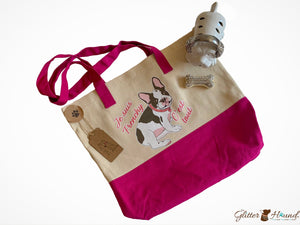 French Bull Dog Tote Bag