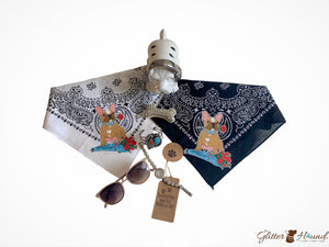 Bandana Store, French Bulldog Male Graphics