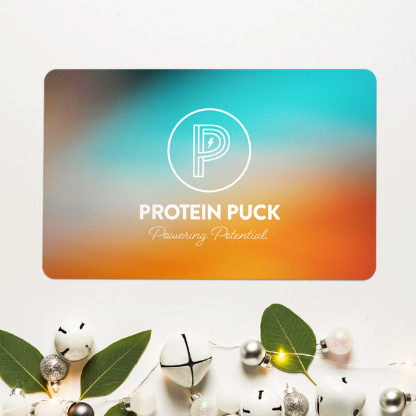 Gift Card - Protein Puck