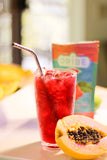 RESTAURANT SUPPLY COLD BREW ICED TEA; Organic Hibiscus Mint with Mamaki Iced Tea- (30) Cold Brew Tea packets included