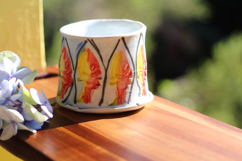 Shelby Smith Ceramic Tea Cup