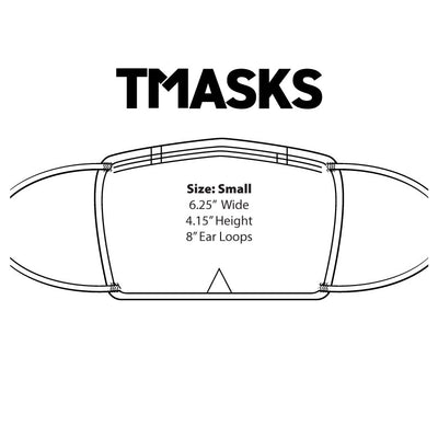 Custom - Bulk - T-Masks