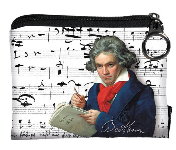 Beethoven Mini Coin Pouch