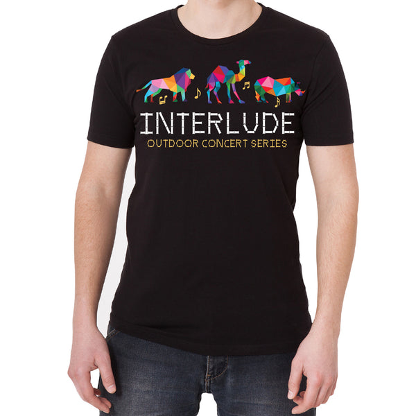 Abilene Philharmonic INTERLUDE T-Shirt/Mask Combo Package