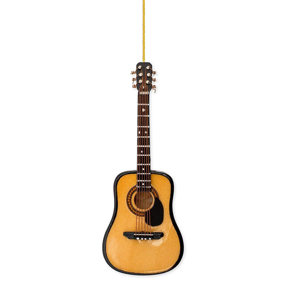 Acoustic Guitar Ornament