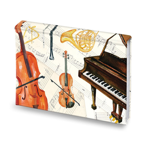 Instruments Pop-Up Notepad