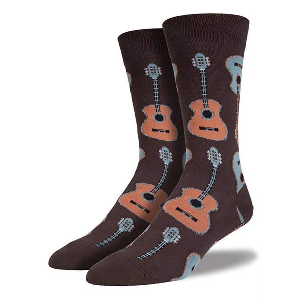 Men's Acoustic Guitar Socks