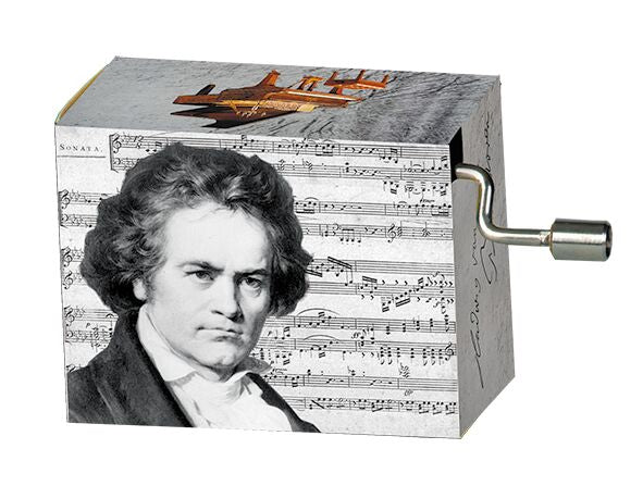 "Music Box - Beethoven ""Ode To Joy"""
