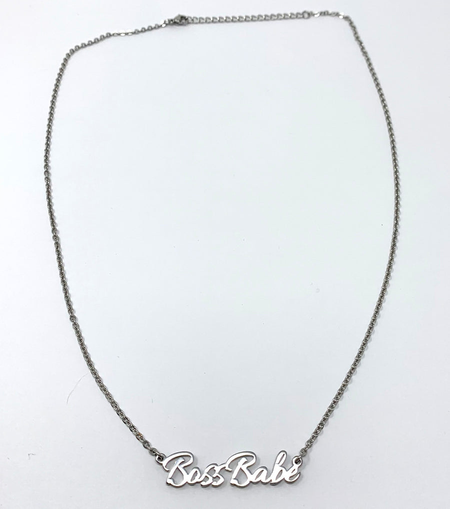 Boss Babe Necklace