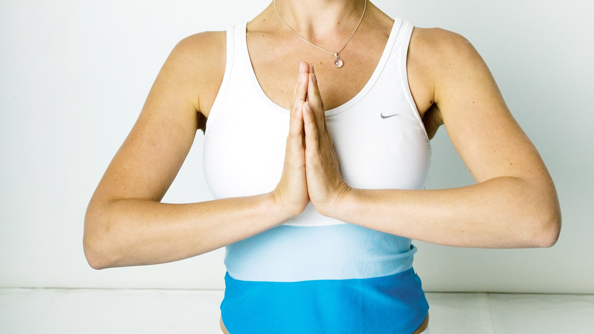 Prayer Position - Anjali Mudra - The Salutation Seal