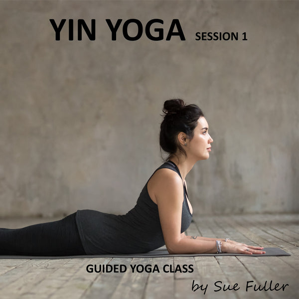 Yin Yoga Session 1