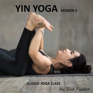 Yin Yoga Session 2