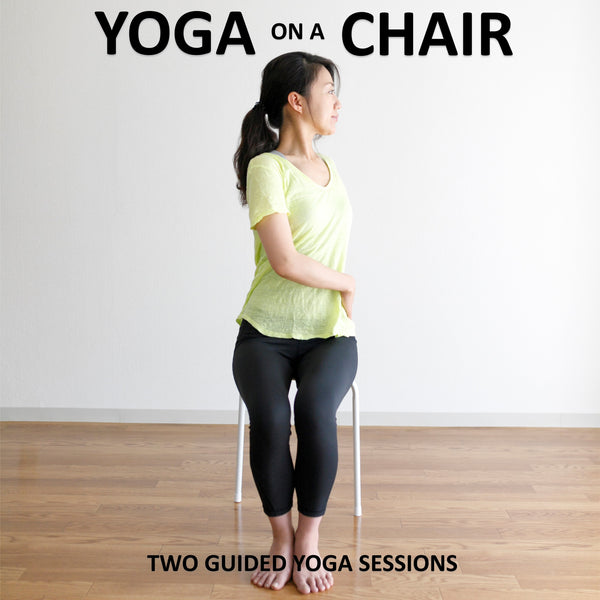 Yoga on a Chair Download