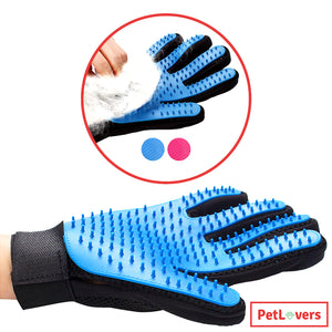 Pet hair removal glove | 🐶 😺