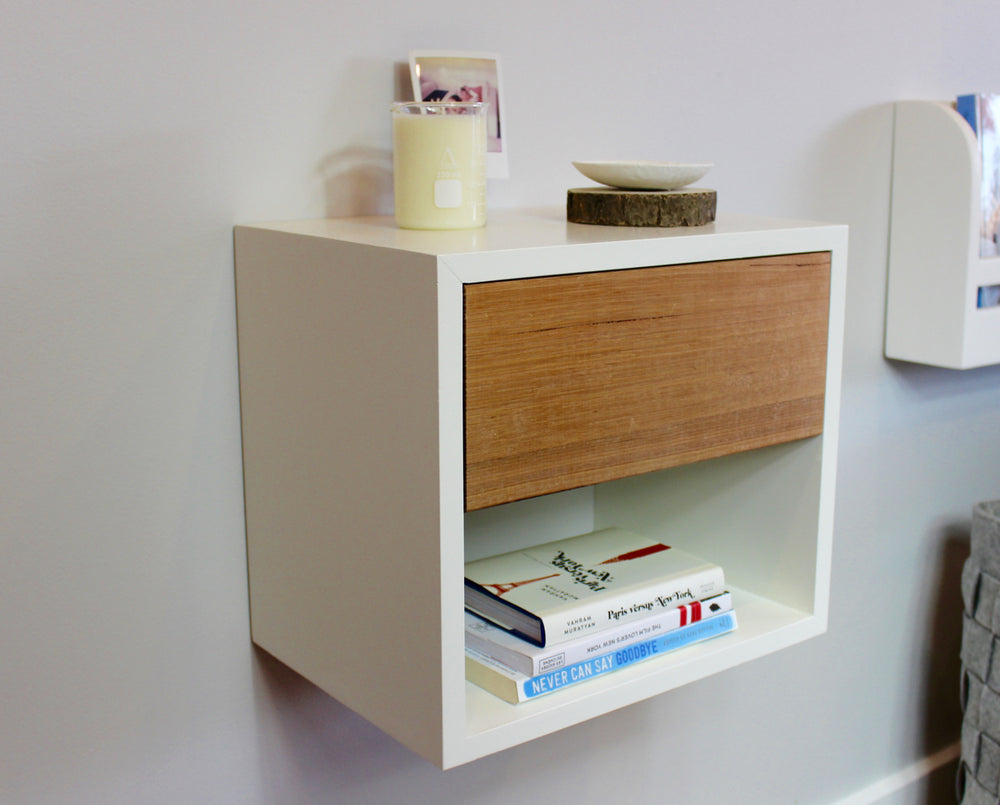 Scandi Bedside Table