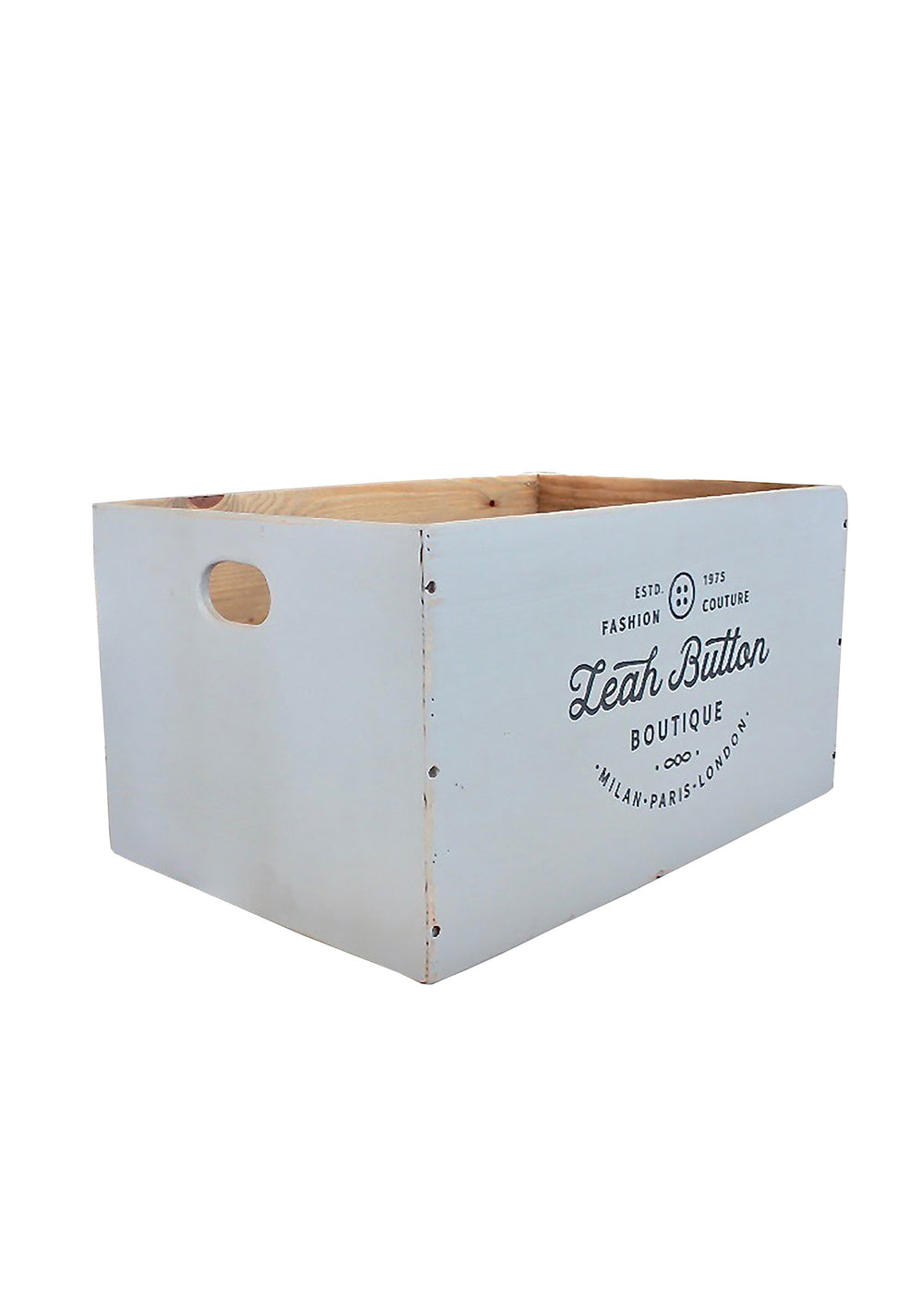 Vintage Toy Boxes