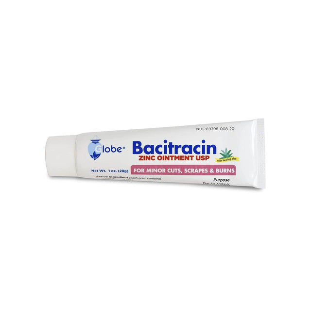 Antibiotic Ointment - Bacitracin - First Aid Antibiotic Ointment