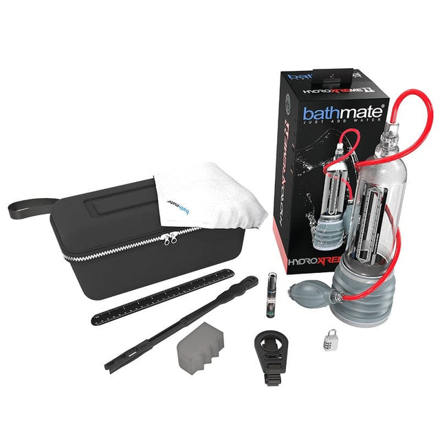 Penis Pump - Bathmate HydroXtreme11 Penis Pump Kit - Save $62.85 - Free Xtras