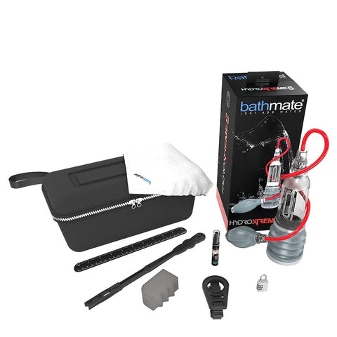 Bathmate HydroXtreme5 Penis Pump Kit - Save $62.85 - Free Xtras