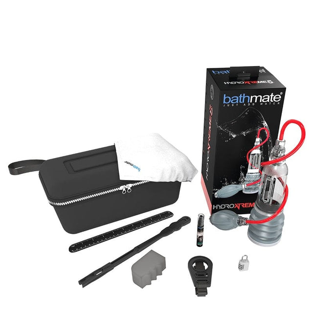 Penis Pump - Bathmate HydroXtreme5 Penis Pump Kit - Save $62.85 - Free Xtras