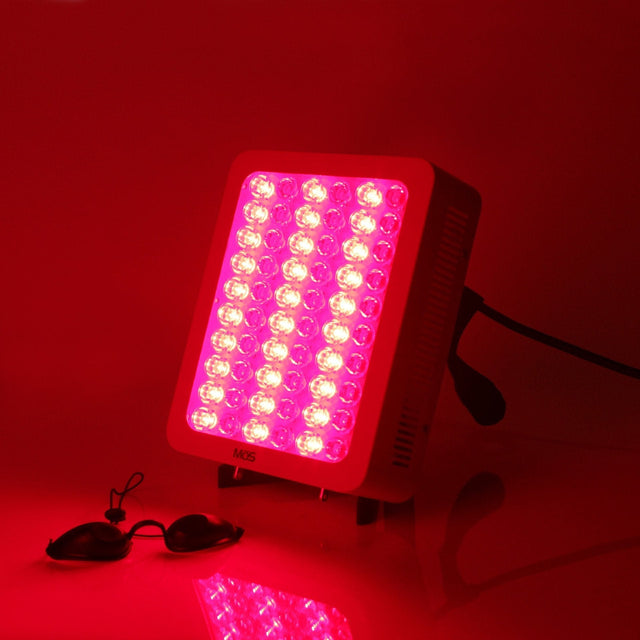 Red Light Therapy - MOS-RED | NIR Infrared Light Therapy For Erection Quality