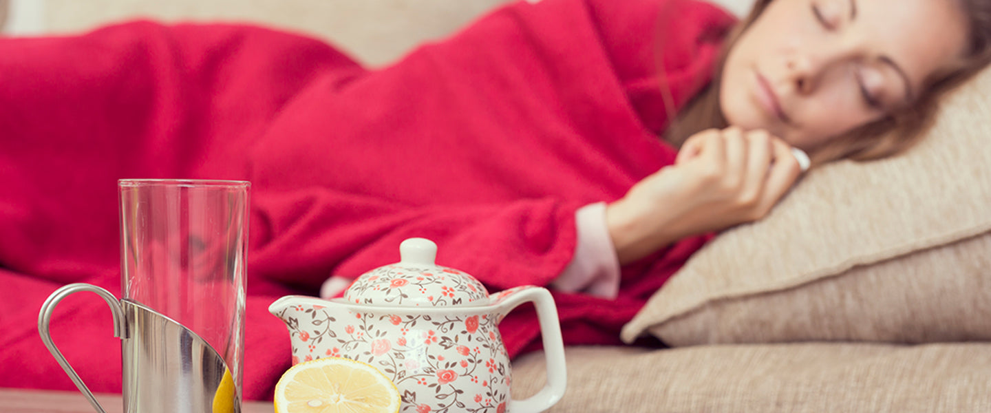 Why sleep is one of the best things for a sore throat
