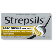 Painful and irritated sore throat?