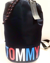 Load image into Gallery viewer, TOMMY HILFIGER BUCKET BACKPACK