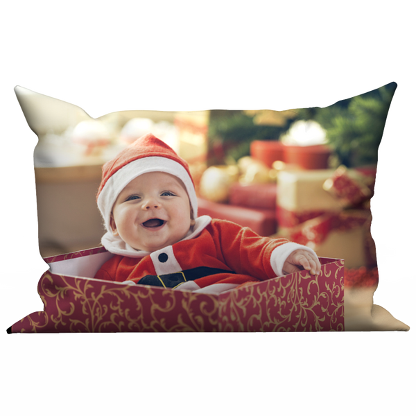 Custom pillow case - Happy Baby